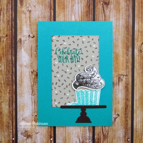 Little Paper Party, Hello Cupcake, Call Me Cupcake Framelits, 2