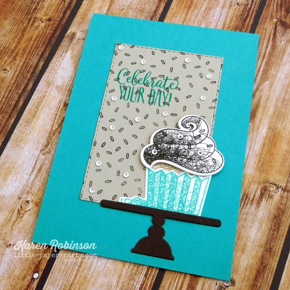 Little Paper Party, Hello Cupcake, Call Me Cupcake Framelits, 4.jpg