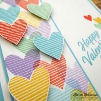 #simplestamping Valentine