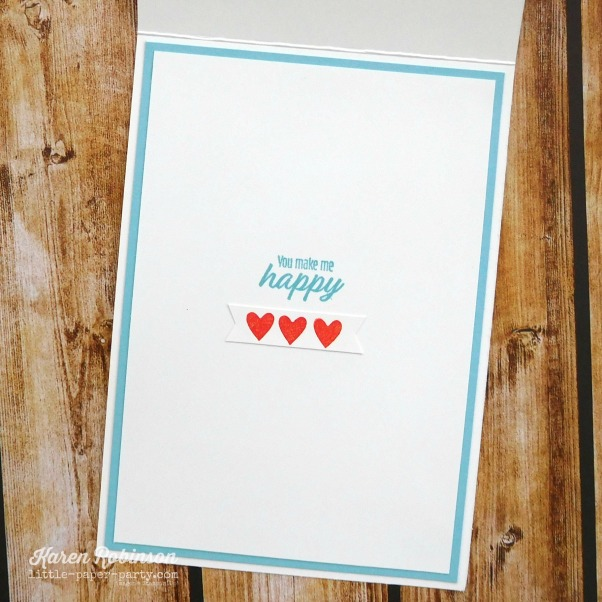 Little Paper Party, Meant To Be, #simplestamping, #3