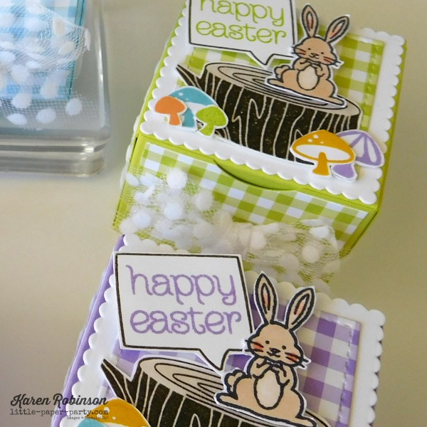 Little Paper Party, Bunny Hop 2019 #3, Best Bunny, Foxy Friends, 2