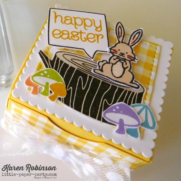 Little Paper Party, Bunny Hop 2019 #3, Best Bunny, Foxy Friends, 5