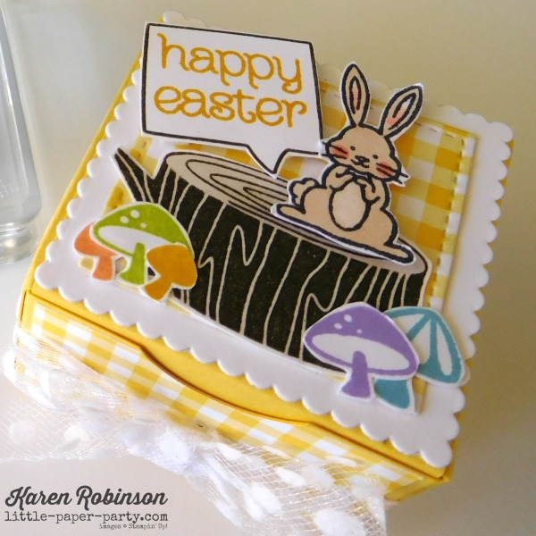 Little Paper Party, Bunny Hop 2019 #3, Best Bunny, Foxy Friends, 5
