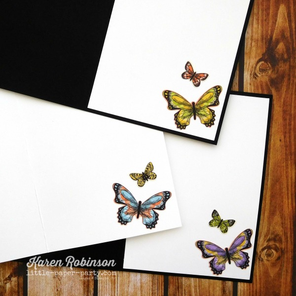 Little Paper Party, Part of My Story, Botanical Butterfly DSP, 7