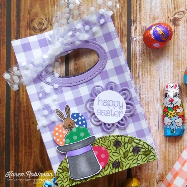 Little Paper Party, Bunny Hop 2019 #5, Best Bunny, Gingham Gala DSP 11