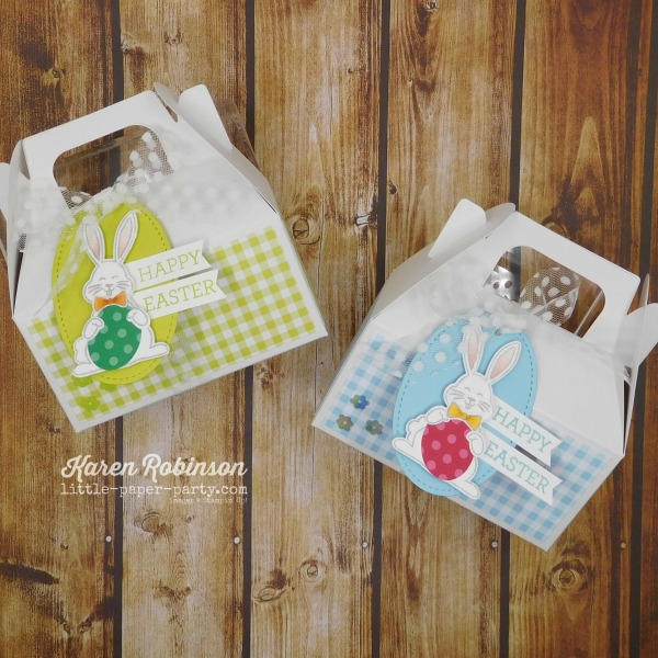 Little Paper Party, Bunny Hop 2019 #6, Best Bunny Bundle, Gingham Gala DSP 2
