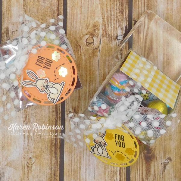Little Paper Party, Bunny Hop 2019 #6, Best Bunny Bundle, Gingham Gala DSP 3