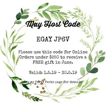 Host Code May 2019