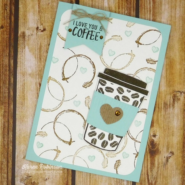 Little Paper Party, Coffee Cafe, Timeless Textures 4