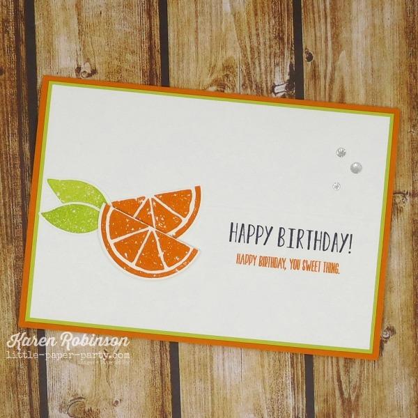 Little Paper Party, Lemon Zest, Lemon Builder Punch, 1