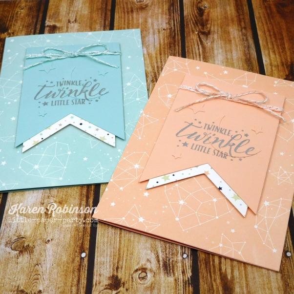 Little Paper Party, Little Twinkle Bundle, Twinkle Twinkle DSP 1