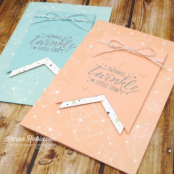 Little Paper Party, Little Twinkle Bundle, Twinkle Twinkle DSP 5