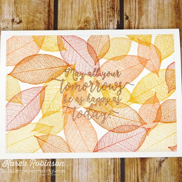 Little Paper Party, Rooted In Nature, Colorful Seasons 3