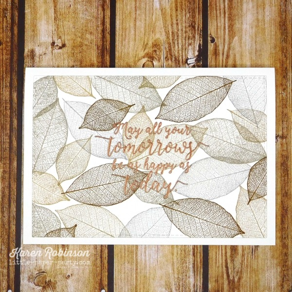 Little Paper Party, Rooted In Nature, Colorful Seasons 6