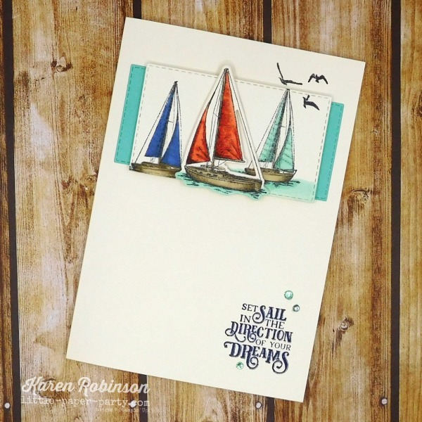 Little Paper Party, Sailing Home Bundle, 1