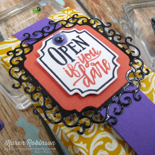 Little Paper Party, 12 Weeks of Halloween 2019 - Week Two, 2