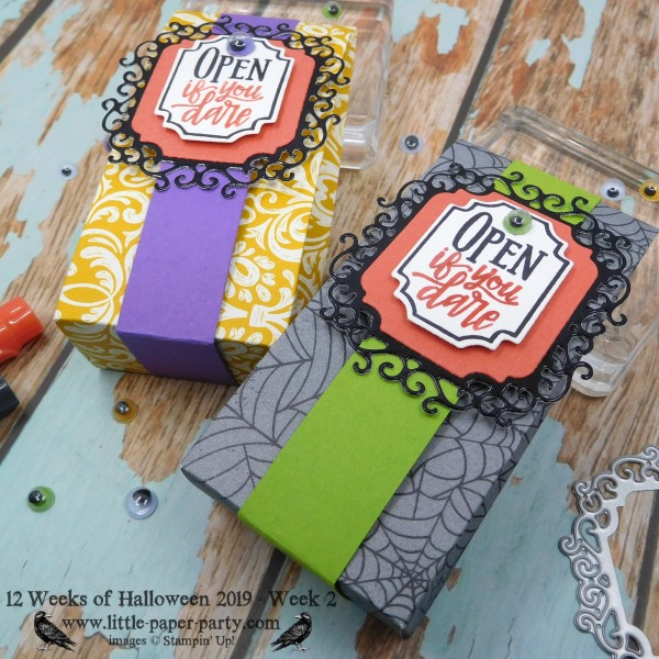Little Paper Party, 12 Weeks of Halloween 2019 - Week Two, 3