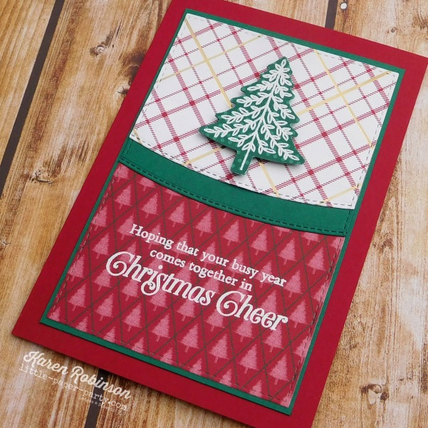 Little Paper Party, Perfectly Plaid Bundle, 3