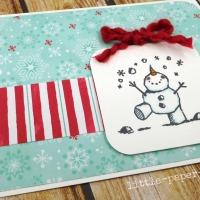 #simplestamping | Snowman Season