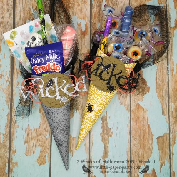 Little Paper Party, 12 Weeks of Halloween 2019 - Week 11, 2
