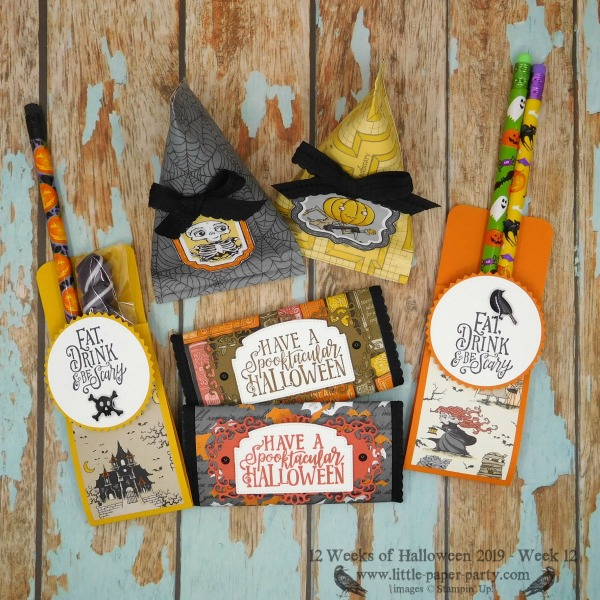 Little Paper Party, 12 Weeks of Halloween 2019 - Week 12, 1