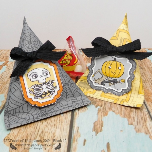 Little Paper Party, 12 Weeks of Halloween 2019 - Week 12, 3