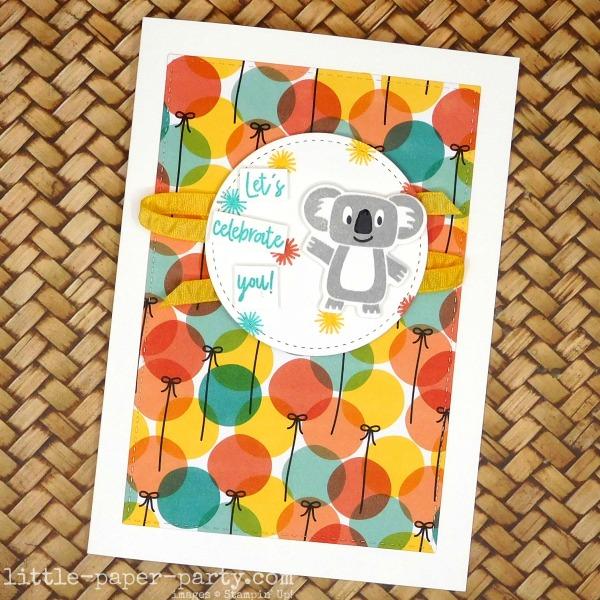 Little Paper Party, Birthday Bonanza Suite, 1