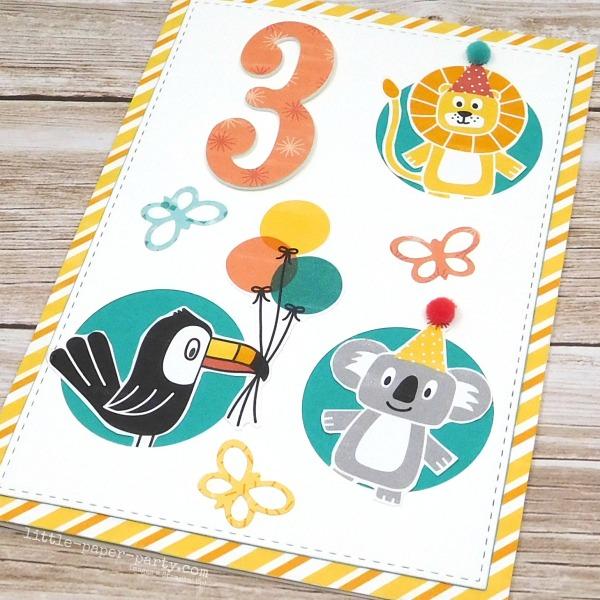 Little Paper Party, Birthday Bonanza Suite, Birthday Bonanza DSP, 2