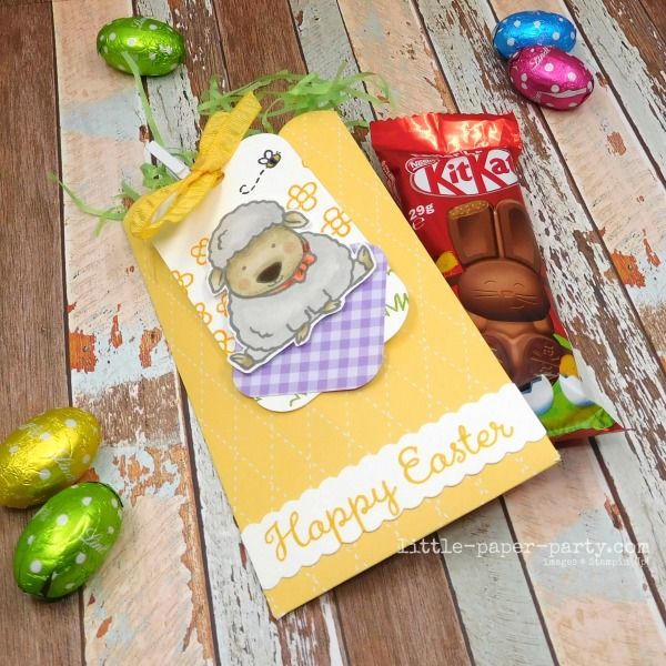 Little Paper Party, Bunny Hop 2020, Mini Treat Bag, Welcome Easter, 5