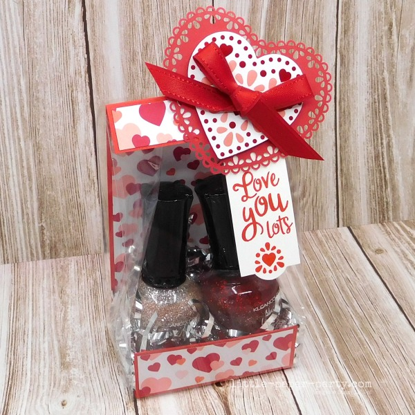 Little Paper Party, From My Heart Suite, Cello Bags, Valentine's Day, 3