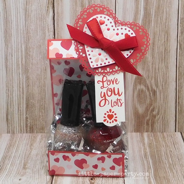 Little Paper Party, From My Heart Suite, Cello Bags, Valentine's Day, 4