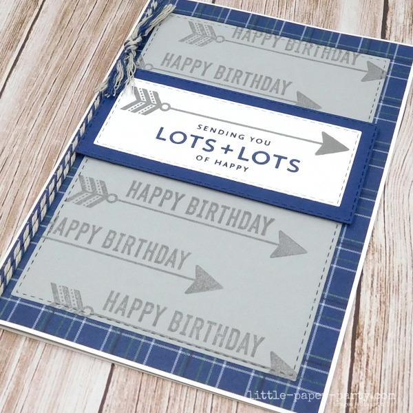 Little Paper Party, Lots of Happy, Itty Bitty Birthdays, Heartfelt, 2