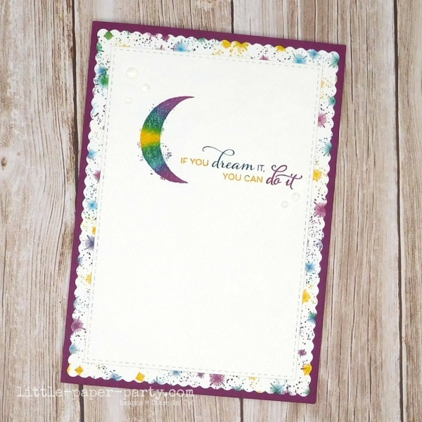 Little Paper Party, Stargazing, AAACards#159, 1