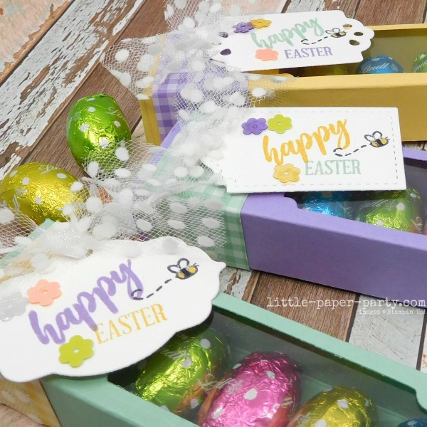 Little Paper Party, Bunny Hop 2020, Skinny Treat Box, A Wish For Everything, 4