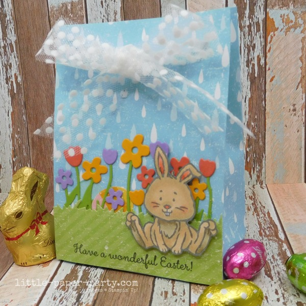Little Paper Party, Bunny Hop 2020, Welcome Easter, Special Day Dies, 3