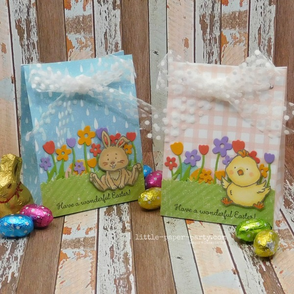 Little Paper Party, Bunny Hop 2020, Welcome Easter, Special Day Dies, 4
