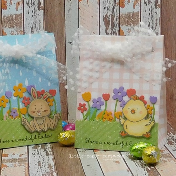 Little Paper Party, Bunny Hop 2020, Welcome Easter, Special Day Dies, 5
