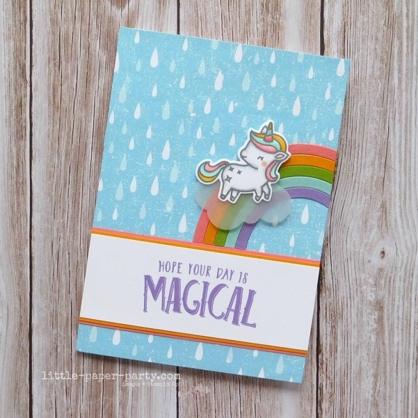 Little Paper Party, CTS#362, A Little Sparkle, Magical Day, 1