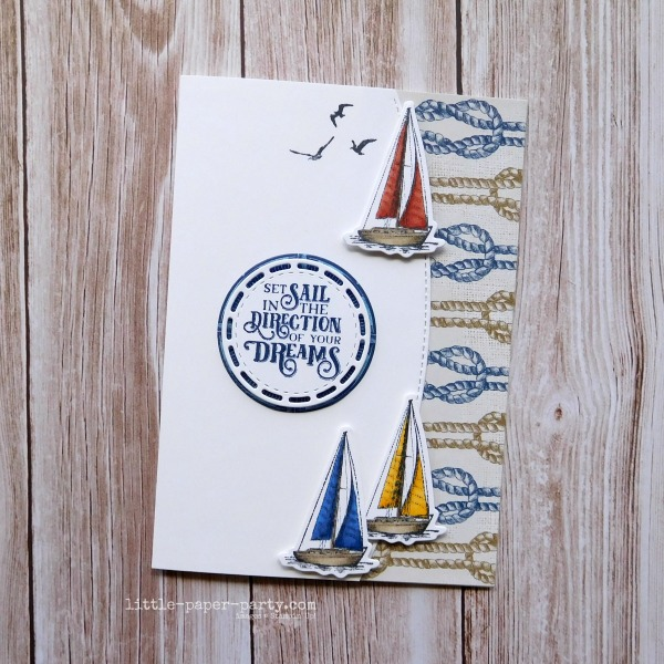 Little Paper Party, Sailing Home Bundle, CTS#363, 1