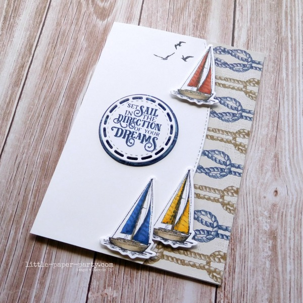 Little Paper Party, Sailing Home Bundle, CTS#363, 2