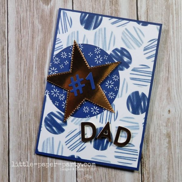 Little Paper Party, #1 DAD, Pattern Play Bundle, CTS#385, 1