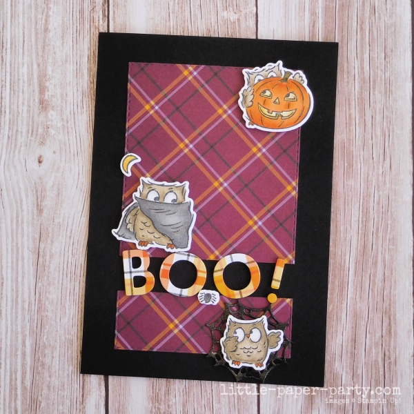 Little Paper Party, Have A Hoot Bundle, CTS#383, 1