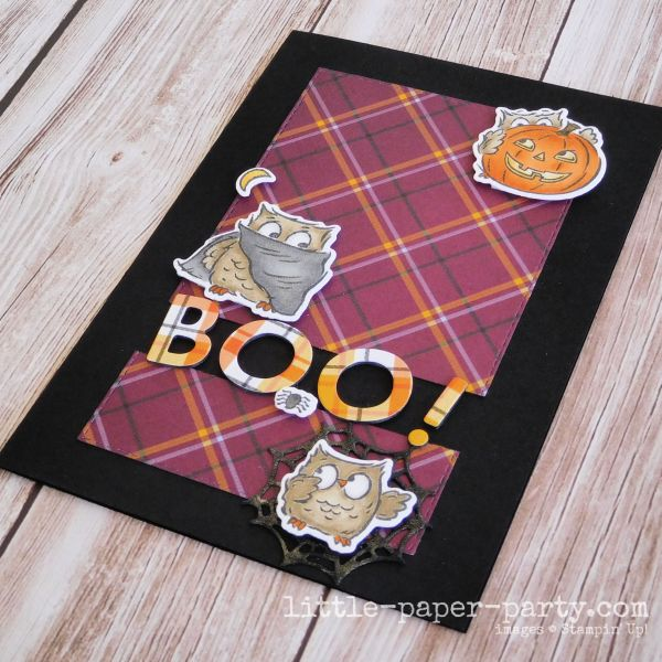 Little Paper Party, Have A Hoot Bundle, CTS#383, 3