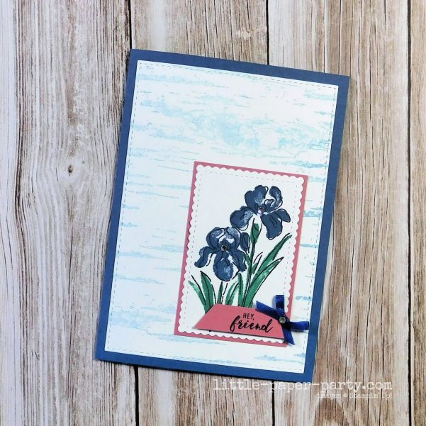 Little Paper Party, Inspiring Iris, Itty Bitty Greetings, Birch 1