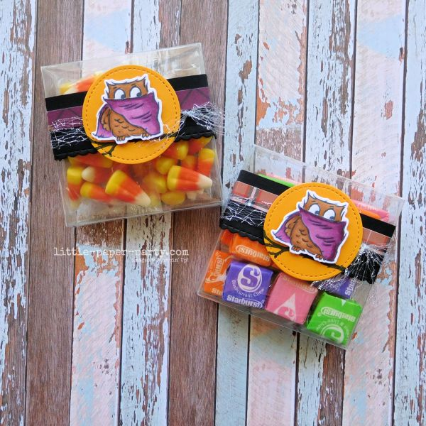 Little Paper Party, 12 Weeks of Halloween 2020 - Week 5, Have A Hoot Bundle, 1