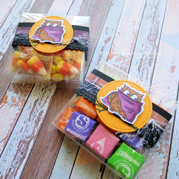 Little Paper Party, 12 Weeks of Halloween 2020 - Week 5, Have A Hoot Bundle, 2