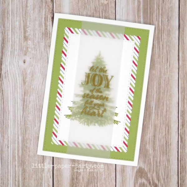 Little Paper Party, Wrapped In Christmas, Winter Woods, 2