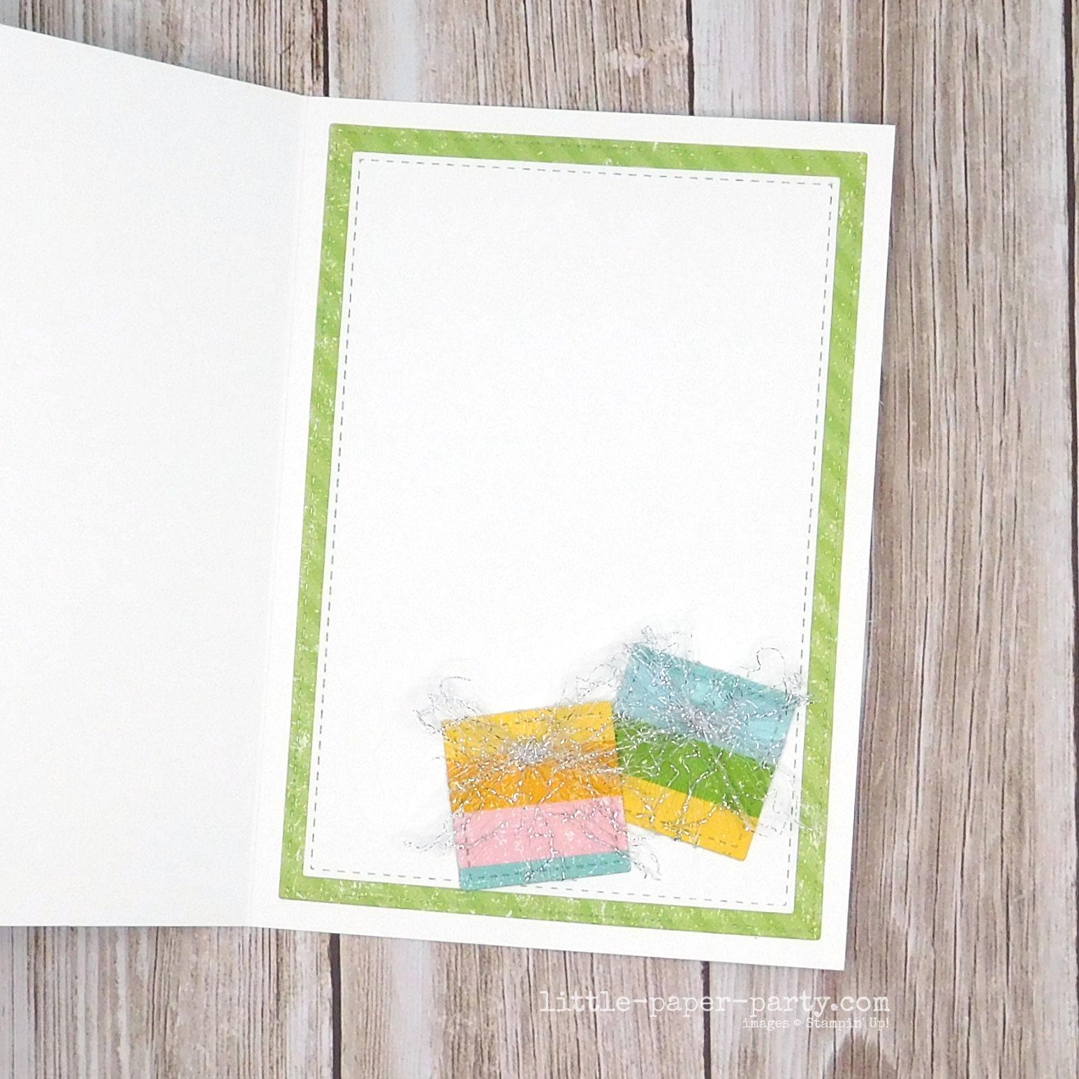 Little Paper Party, Playful Alphabet, Stitched Shapes Dies, 5