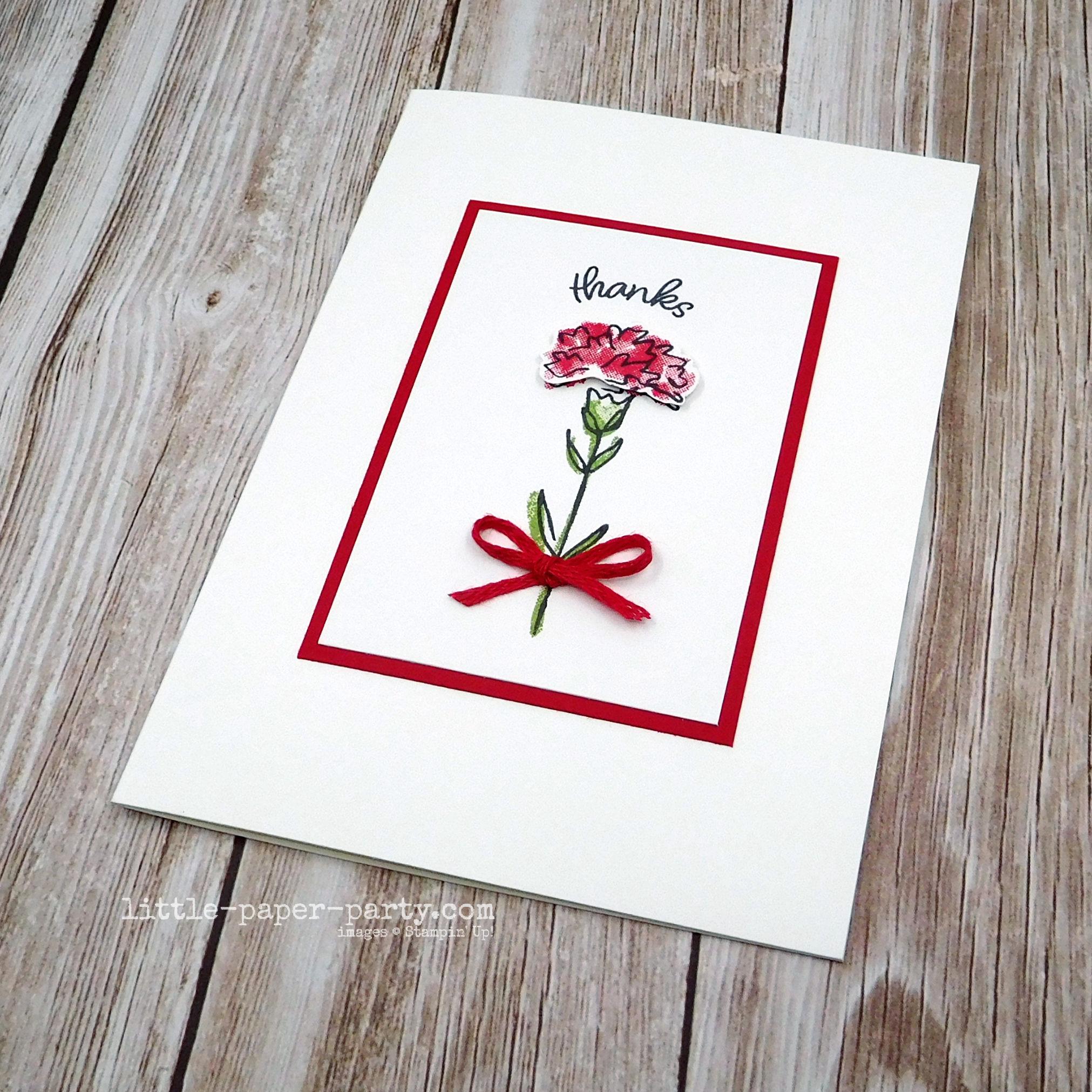 Little Paper Party, #simplestamping, Inspiring Iris, 2
