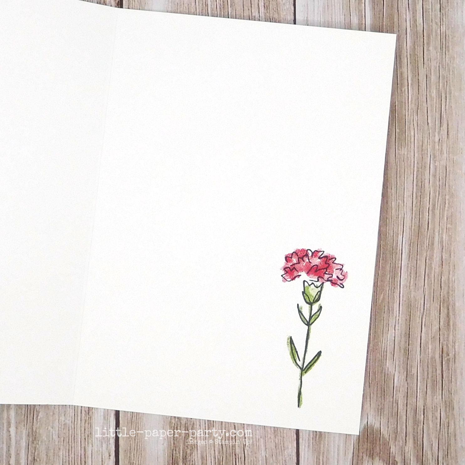 Little Paper Party, #simplestamping, Inspiring Iris, 4